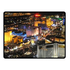 Las Vegas 1 Double Sided Fleece Blanket (small)