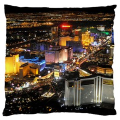 Las Vegas 1 Standard Flano Cushion Cases (two Sides)