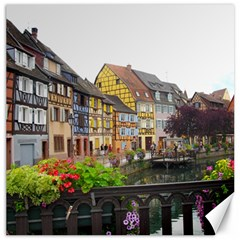 Colmar France Canvas 20  X 20