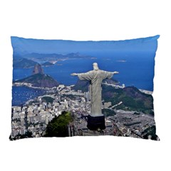 CHRIST ON CORCOVADO Pillow Cases (Two Sides)