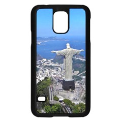 Christ On Corcovado Samsung Galaxy S5 Case (black)
