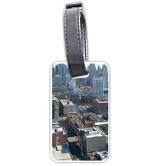 CHICAGO Luggage Tags (Two Sides)