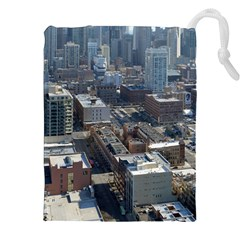 CHICAGO Drawstring Pouches (XXL)