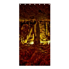 Volcano Cave Shower Curtain 36  X 72  (stall)