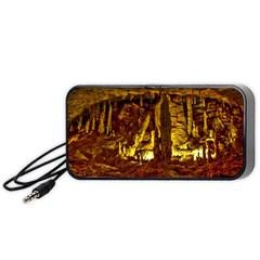 Volcano Cave Portable Speaker (black)