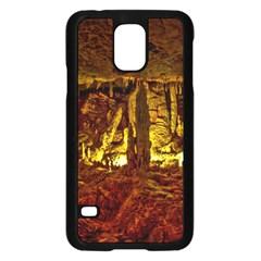 Volcano Cave Samsung Galaxy S5 Case (black)