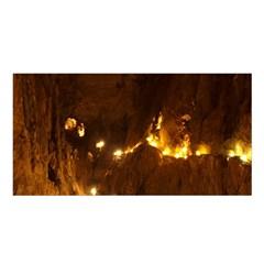 Skocjan Caves Satin Shawl