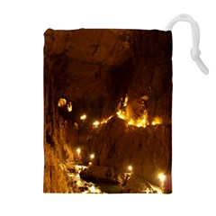 Skocjan Caves Drawstring Pouches (extra Large)