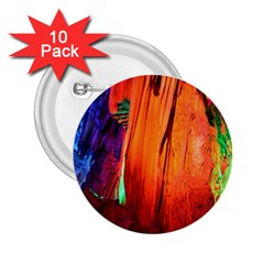 REED FLUTE CAVES 4 2.25  Buttons (10 pack)