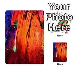 Reed Flute Caves 4 Multi Purpose Cards (rectangle)