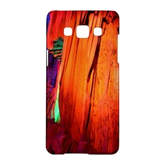 REED FLUTE CAVES 4 Samsung Galaxy A5 Hardshell Case