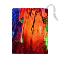 REED FLUTE CAVES 4 Drawstring Pouches (Extra Large)