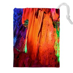 Reed Flute Caves 4 Drawstring Pouches (xxl)