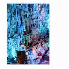 Reed Flute Caves 3 Large Garden Flag (two Sides)