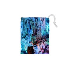 REED FLUTE CAVES 3 Drawstring Pouches (XS)