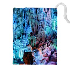 REED FLUTE CAVES 3 Drawstring Pouches (XXL)
