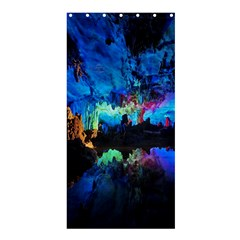 Reed Flute Caves 2 Shower Curtain 36  X 72  (stall)