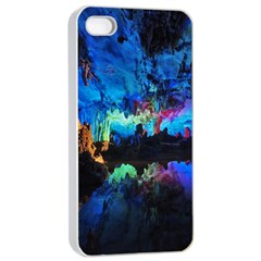 Reed Flute Caves 2 Apple Iphone 4/4s Seamless Case (white)