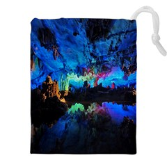REED FLUTE CAVES 2 Drawstring Pouches (XXL)