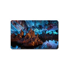 REED FLUTE CAVES 1 Magnet (Name Card)