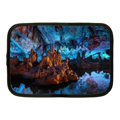 Reed Flute Caves 1 Netbook Case (medium)