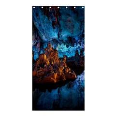 Reed Flute Caves 1 Shower Curtain 36  X 72  (stall)
