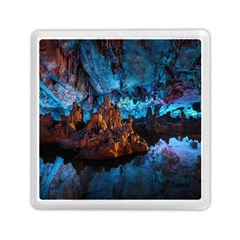 REED FLUTE CAVES 1 Memory Card Reader (Square)