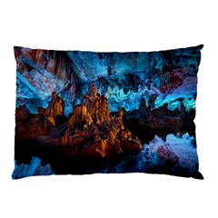 Reed Flute Caves 1 Pillow Cases (two Sides)