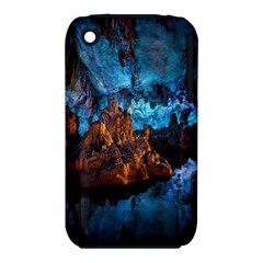 REED FLUTE CAVES 1 Apple iPhone 3G/3GS Hardshell Case (PC+Silicone)