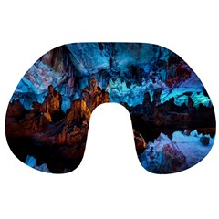 Reed Flute Caves 1 Travel Neck Pillows