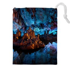 REED FLUTE CAVES 1 Drawstring Pouches (XXL)