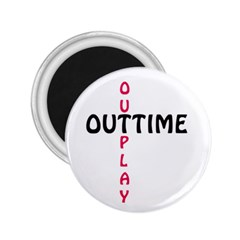 Outtime / Outplay 2 25  Magnets