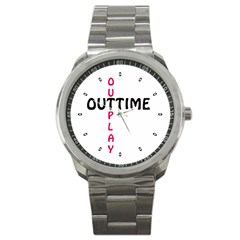 Outtime / Outplay Sport Metal Watches