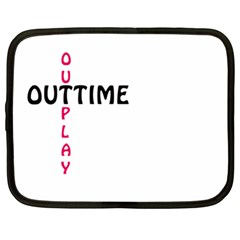 Outtime / Outplay Netbook Case (large)