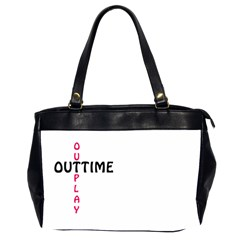 Outtime / Outplay Office Handbags (2 Sides)