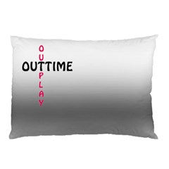 Outtime / Outplay Pillow Cases (two Sides)