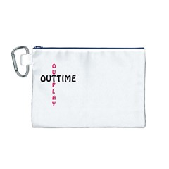 Outtime / Outplay Canvas Cosmetic Bag (M)