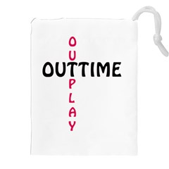 Outtime / Outplay Drawstring Pouches (XXL)