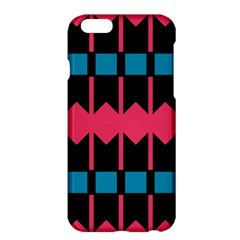 Rhombus And Stripes Pattern			apple Iphone 6 Plus/6s Plus Hardshell Case