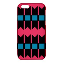 Rhombus and stripes pattern			iPhone 6/6S TPU Case