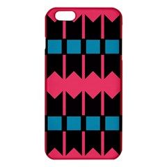 Rhombus and stripes pattern			iPhone 6 Plus/6S Plus TPU Case