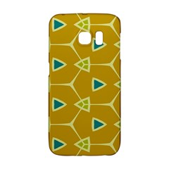 Connected Triangles			samsung Galaxy S6 Edge Hardshell Case