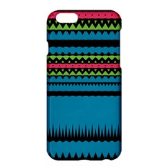 Chevrons And Triangles			apple Iphone 6 Plus/6s Plus Hardshell Case