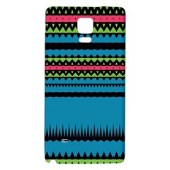 Chevrons And Trianglessamsung Note 4 Hardshell Back Case