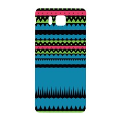 Chevrons And Triangles			samsung Galaxy Alpha Hardshell Back Case
