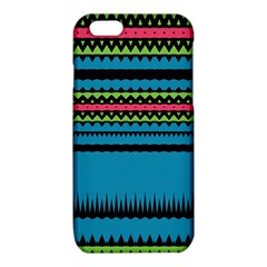 Chevrons and triangles			iPhone 6/6S TPU Case