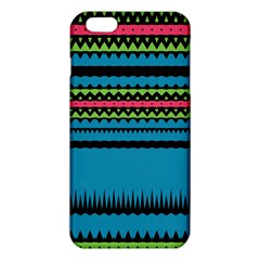 Chevrons and triangles			iPhone 6 Plus/6S Plus TPU Case
