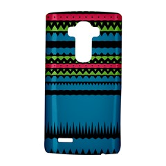 Chevrons and triangles			LG G4 Hardshell Case
