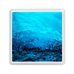 Mendenhall Ice Caves 3 Memory Card Reader (square)