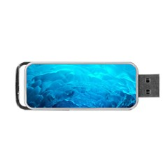 Mendenhall Ice Caves 3 Portable Usb Flash (two Sides)